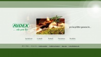 Prezentace a e-shop ridex.cz